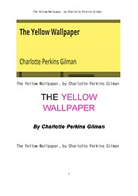 "<font title=""누런벽지.The Yellow Wallpaper, by Charlotte Perkins Gilman"">누런벽지.The Yellow Wallpaper, by Char...</font>"