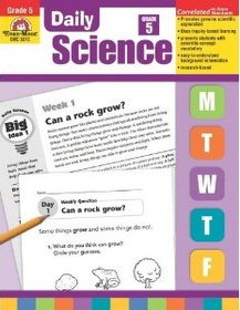 Daily Science, Grade 5 (Paperback)