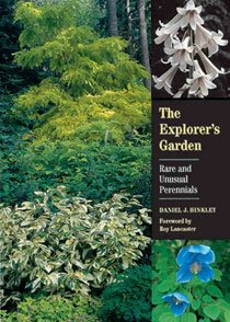 The Explorer's Garden (Hardcover)
