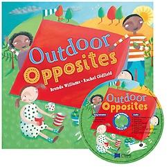 "<font title=""노부영 송 애니메이션 Outdoor Opposites (Paperback + Hybrid CD)"">노부영 송 애니메이션 Outdoor Opposites (...</font>"