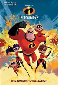 Incredibles 2 (Paperback)