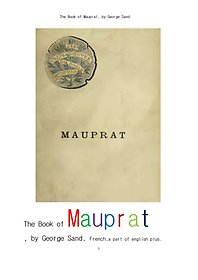 "<font title=""조르주 상드의 모프라.프랑스어.The Book of Mauprat, by George Sand"">조르주 상드의 모프라.프랑스어.The Book...</font>"