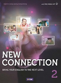 """<font title=""""New Connection 2: Student Book (Paperback+CD)"""">New Connection 2: Student Book (Paperbac...</font>"""