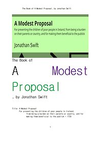 "<font title=""조나단 스위프트의 겸손한 제안.The Book of A Modest Proposal, by Jonathan Swift"">조나단 스위프트의 겸손한 제안.The Book...</font>"