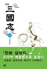 만화 삼국지 13