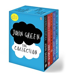 """<font title=""""John Green 5 Books Collection (Paperback/ Boxed Set)"""">John Green 5 Books Collection (Paperback...</font>"""