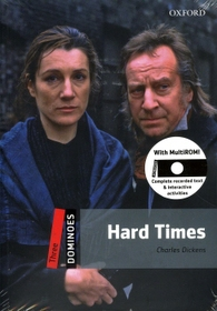 "<font title=""Dominoes 3 : Hard Times (Paperback + MultiROM)"">Dominoes 3 : Hard Times (Paperback + Mul...</font>"