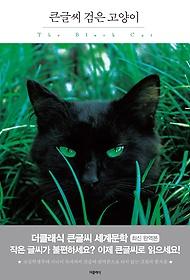 검은 고양이 (큰글씨책)