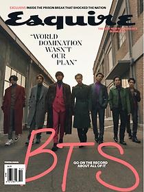Esquire USA (월간, 발행국: 미국) - 2020년 Winter 책표지