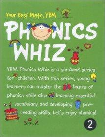 YBM Phonics Whiz 2 (Paperback + CD:2)