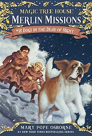 "<font title=""Merlin Mission #18 : Dogs in the Dead of Night (Paperback/ Reprint Edition)"">Merlin Mission #18 : Dogs in the Dead of...</font>"