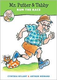 "<font title=""Mr. Putter & Tabby Run the Race (Paperback/ Reprint Edition)"">Mr. Putter & Tabby Run the Race (Paperba...</font>"