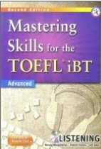 """<font title=""""NEW Mastering Skills for  the TOEFL iBT: Advanced: Listening (Paperback+CD/ 2nd)"""">NEW Mastering Skills for  the TOEFL iBT:...</font>"""
