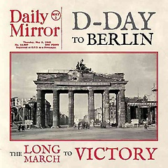 D-day to Berlin (Hardcover)