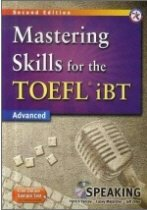"""<font title=""""NEW Mastering Skills for  the TOEFL iBT: Advanced: Speaking (Paperback+CD/ 2nd)"""">NEW Mastering Skills for  the TOEFL iBT:...</font>"""