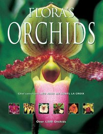 Flora's Orchids (Hardcover)