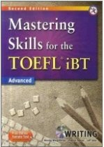 """<font title=""""NEW Mastering Skills for the TOEFL iBT: Advanced: Writing (Paperback+CD/ 2nd)"""">NEW Mastering Skills for the TOEFL iBT: ...</font>"""