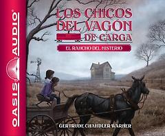 """<font title=""""El rancho del misterio /The Mystery Ranch (CD / Unabridged) - Spanish Edition"""">El rancho del misterio /The Mystery Ranc...</font>"""