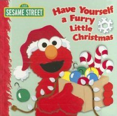 Have Yourself a Furry Little Christmas (Board book)