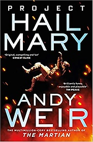 """<font title=""""Project Hail Mary : From the bestselling author of The Martian (Hardcover)"""">Project Hail Mary : From the bestselling...</font>"""