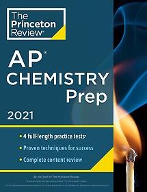"<font title=""Princeton Review AP Chemistry Prep, 2021 (Paperback)"">Princeton Review AP Chemistry Prep, 2021...</font>"