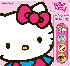 "<font title=""헬로 키티 A Day with Hello Kitty: Play-a-Sound (Board Book/ 사운드북)"">헬로 키티 A Day with Hello Kitty: Play-a...</font>"