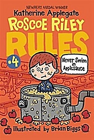 """<font title=""""Roscoe Riley Rules #4: Never Swim in Applesauce"""">Roscoe Riley Rules #4: Never Swim in App...</font>"""