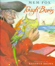 Tough Boris (Hardcover)