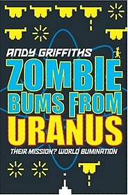 """<font title=""""[한정판매] Zombie Bums from Uranus (Paperback)"""">[한정판매] Zombie Bums from Uranus (Pape...</font>"""