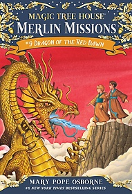 "<font title=""Merlin Mission #9 : Dragon of the Red Dawn (Paperback/ Reprint Edition)"">Merlin Mission #9 : Dragon of the Red Da...</font>"