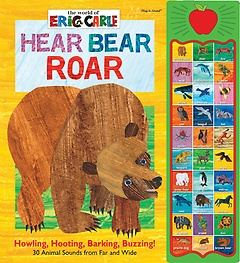 "<font title=""The World of Eric Carle: Hear Bear Roar (Board Book)"">The World of Eric Carle: Hear Bear Roar ...</font>"