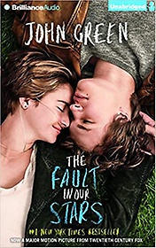 """<font title=""""The Fault in Our Stars (Audio CD, Unabridged Edition)"""">The Fault in Our Stars (Audio CD, Unabri...</font>"""