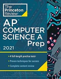 """<font title=""""Princeton Review AP Computer Science A Prep, 2021 (Paperback)"""">Princeton Review AP Computer Science A P...</font>"""
