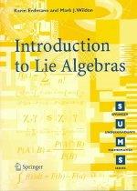 Introduction to Lie Algebras: (Paperback)