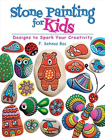 Stone Painting for Kids (Paperback)