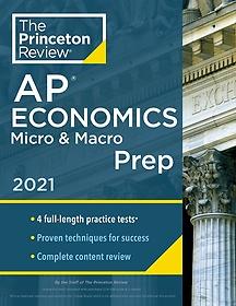 "<font title=""Princeton Review AP Economics Micro and Macro Prep, 2021 (Paperback)"">Princeton Review AP Economics Micro and ...</font>"