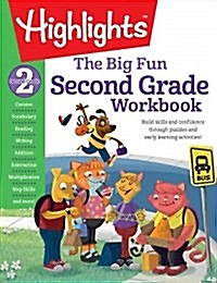 "<font title=""Second Grade Big Fun Workbook (Paperback) "">Second Grade Big Fun Workbook (Paperback...</font>"