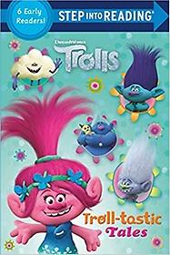 Troll Tastic Tales (Paperback)