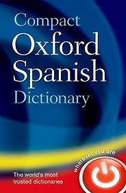 """<font title=""""Compact Oxford Spanish Dictionary (Paperback)"""">Compact Oxford Spanish Dictionary (Paper...</font>"""