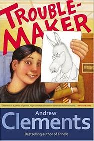 "<font title=""Troublemaker (Paperback/ Reprint Edition)"">Troublemaker (Paperback/ Reprint Edition...</font>"