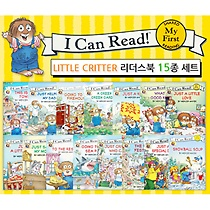My First I Can Read Readers Little Critter [���� My First/16��] ��Ʈ