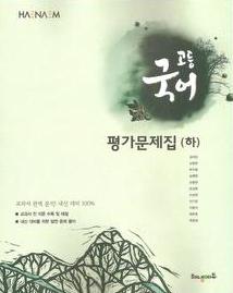 고등국어 평가문제집 (하/ 2013년)