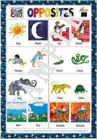 """<font title=""""ERIC CARLE 에릭 칼 OPPOSITES 포스터 (벽보)"""">ERIC CARLE 에릭 칼 OPPOSITES 포스터 (벽...</font>"""