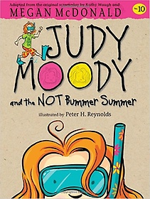 """<font title=""""Judy Moody and the NOT Bummer Summer (Paperback)"""">Judy Moody and the NOT Bummer Summer (Pa...</font>"""