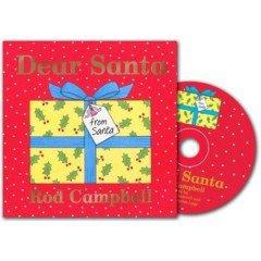 Dear Santa (Hardcover+CD)
