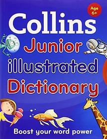 "<font title=""Collins Junior Illustrated Dictionary (Paperback/ 2nd Ed.)"">Collins Junior Illustrated Dictionary (P...</font>"
