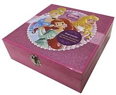 Disney Princess Book Box (Paperback:7)