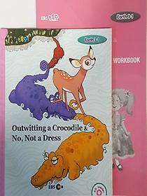 """<font title=""""[EBS 초등영어] EBS 초목달 Earth 3-1 세트 Outwitting a Crocodile & No, Not a Dress"""">[EBS 초등영어] EBS 초목달 Earth 3-1 세트...</font>"""