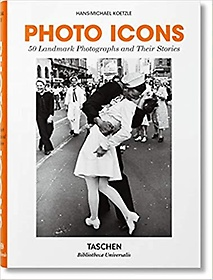 "<font title=""Photo Icons. 50 Landmark Photographs and Their Stories (Hard Cover)"">Photo Icons. 50 Landmark Photographs and...</font>"