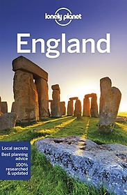 Lonely Planet England (Paperback, 10)